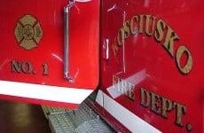 kfd fire truck