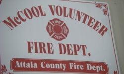 Mccool Fire department