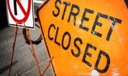 street-closed