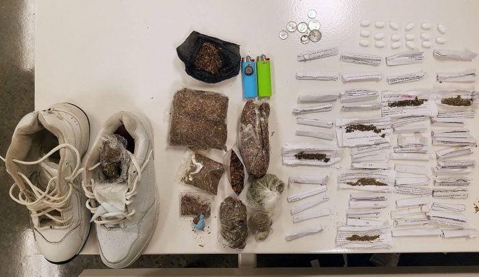 Marijuana, pills, and other contraband found in Kemper-Neshoba jail