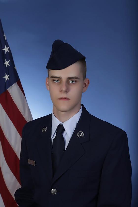 Ethel grad completes Air Force basic training - BreezyNews com