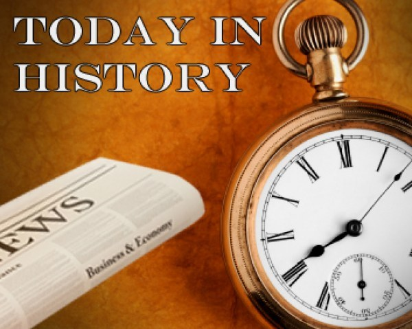 Today in history: November 16