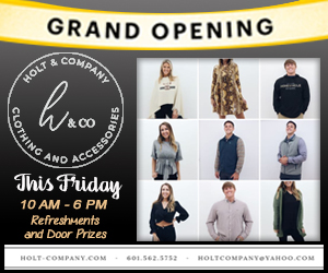 Happening today: Holt & Company ribbon cutting and grand opening